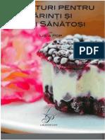 Deserturi Pentru Parinti Si Copii Sanatosi -LIGIA POPpdf