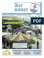 Der Bernauer - September 2015