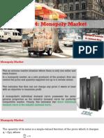 Monopoly Market