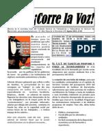 Corre la voz nº 42 Agosto 2015. Revista del SAT Sanlucarpdf