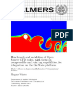 Thesis Comparison of OpenFOAM and Gerris