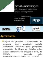 Centro de Mídia (Ibercom 2015)