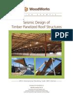 Panelized RoPanelized Roof Seismicf Seismic