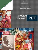 Biografia Di Cavalcanti