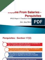 IPCC tutorial tax