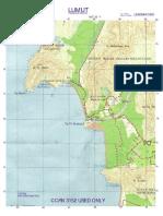 Peta Tanjung Hantu