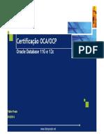 Certificacao OCA