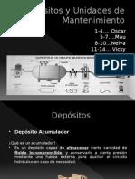 Depósitos y Unidades de Mantenimiento