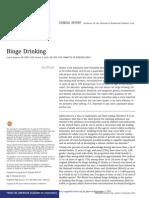 Binge Driking Report