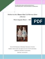 Análise Da Obra Rosa e Azul