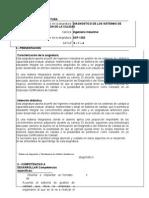 Gsf-1302diagnostico de Los Sistemas de Gestion de Calidad
