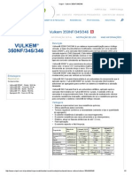 Viapol - Vulkem 350NF_345_346 Informação Geral