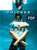 Thicker Than Water Chapter One