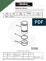 25340957-Cylinder Liner Kit