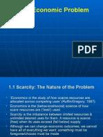 1_The Economic Problem