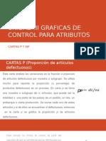 Unidad III Graficas de Control Para Atributos