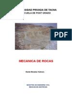 Introduccion de mecanica de rocas