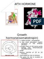 Growth Hormone Lecture for 2nd year MBBS delivered by Dr. Waseem on 03 MArch 2010