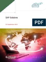 Capgemini SAP Response