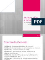 Introducción a Internet 2014 2