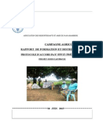rapport dactivite formation et distribution