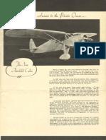 Fairchild Cabin Monoplane (1934)