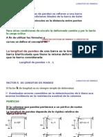 METALICA Clase 5.2 Longitudes de Pandeo