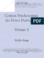 Contos Tradicionais Do Povo Portugues Volume 2 Con