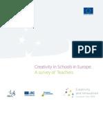 Creativity in Schools in Europa