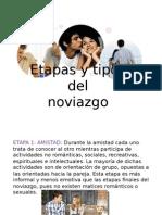Etapas y Tipos Deletapas y tipos del noviazgo