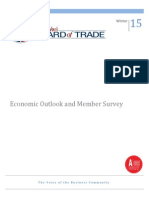 Economic Outlook and Member Survey 2015
