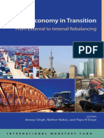 China's Economy in Transition