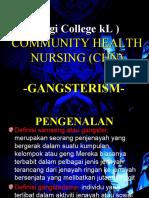 GANGSTERISM (CHN)