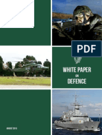 White Paper on Defence Ireland 2015