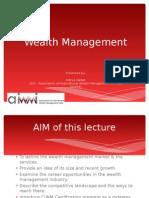 Weath Management Basics