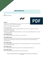 Cisco 10gbase Xenpak Modules