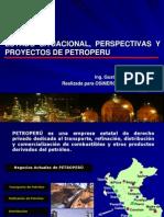Navarro 2012 Petroperu, Estado Situacional, Perspectivas y Proyectos