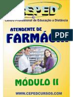 Atendente de Farmácia Módulo II(r)