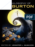 The Philosophy of Tim Burton