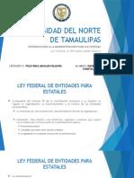 Introduccion a la administracion publica federal