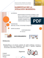 Presentacion de Herramientas de la Adm. Peruana