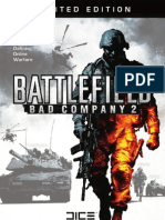 Battlefield Bad Company 2 English Manual - BFBC2