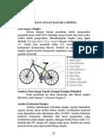 Contoh Perhitungan Kekuatan Rangka Sepeda