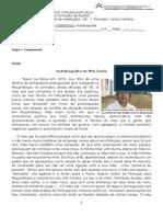 Ficha Formativa 7 - Autobiografia-Mia Couto