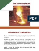 Medicion y Transmision de La Temperatura