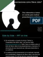 Hacer Presentaciones Exitosas Como Steve Jobs 1206111677614710 2
