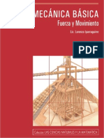 Mecanica basica, fuerzas y movimientos