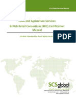 FS-BRC MAN CertificationManual V4!2!092812