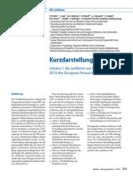 Guidelines 2010 German