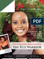 NaijaTimes March 2010